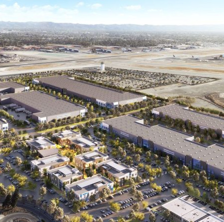 Burbank gives green light to massive business park project
