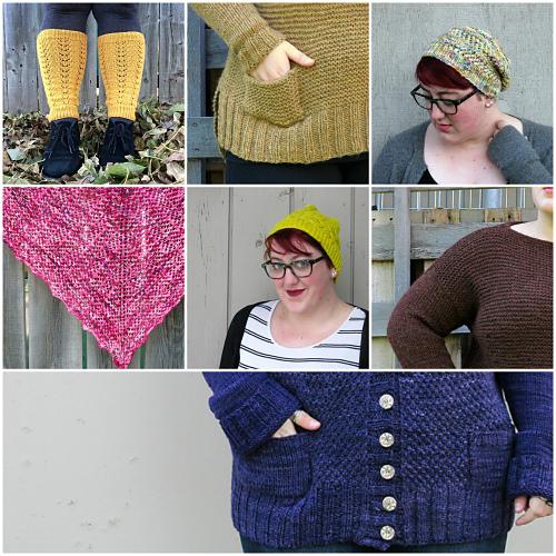 The Wayward Knitter by Kat Riddell