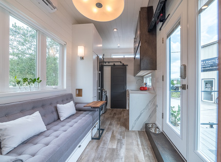Five Ways to Build a Pet-Friendly Tiny Home