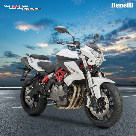 BENELLI TNT 600i: MOST AFFORDABLE INLINE 4 MOTORCYCLE