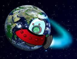 Il sito dell'ESA, Agenzia Spaziale Europea per bambini
