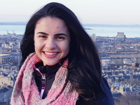 Masters at Harvard Design School - Maya Kazamel
