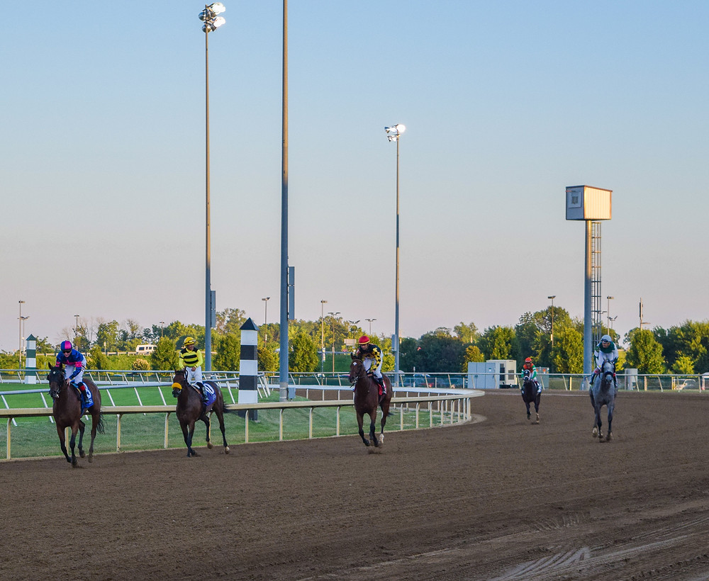 Gallop out at Indiana Grand Racing & Casino in Shelbyville, IN.