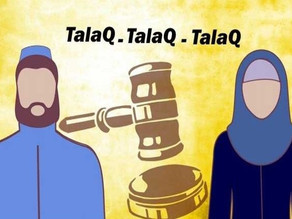 CONSTITUTIONALITY OF TRIPLE TALAQ IN INDIA