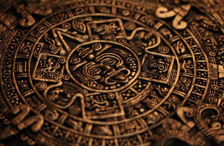 El tiempo y los mayas - Sincronario