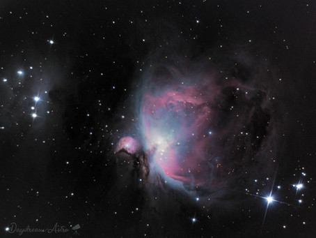 The Great Orion Nebula (M42) & Horsehead