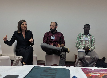 Reflections from ICT4D 2018