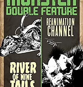 Monster Double Feature by Mark Cassell - book review.