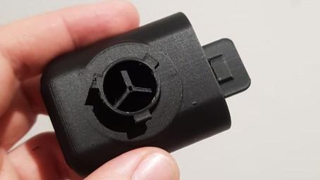 Como melhorar acabamento de impressão 3D FDM