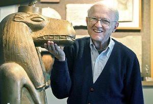 Emory Award Winner: Egyptology Collector, Ben Harer