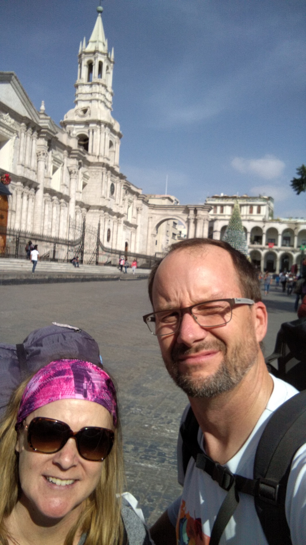 Plaza De Armas Peru.