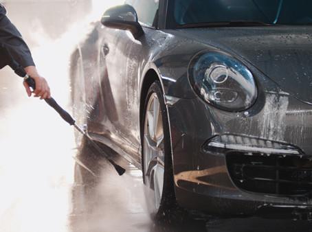 Porsche в автосервисе Bosch