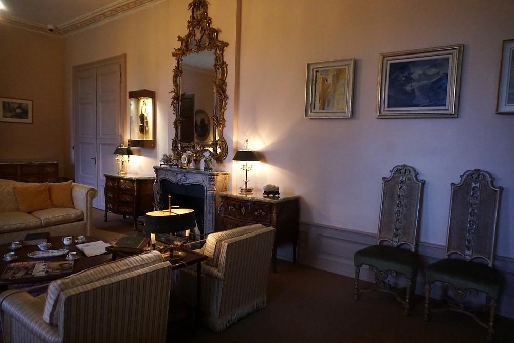 אחוזת ביתו של צ'ארלי צ'אפלין , מסלול טיול בשוויץ