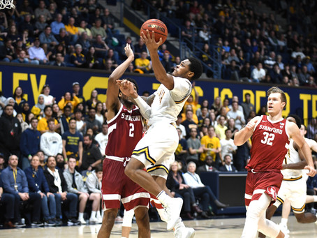 Cal's Clutch Free Throws Helps Beat  Rival Stanford 52-50