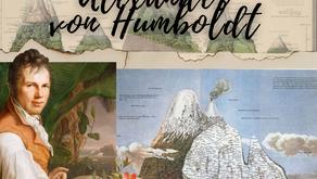 Alexander von Humboldt, o naturalista que influenciou Darwin (e além)