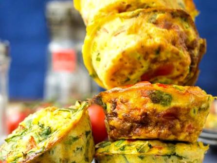 3 Egg Muffins Mediterranean-ish Recipes