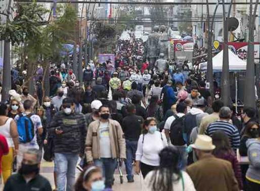 """""""EL SABADO Y EL DOMINGO, LOS LOCALES NO ESENCIALES NO ESTAN AUTORIZADOS PARA ABRIR"""" (VIDEO)"""