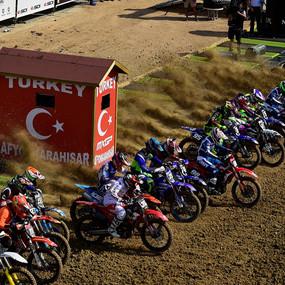 MXGP Dünya Motokros Şampiyonası ve Türkiye Moto Fest Ertelendi