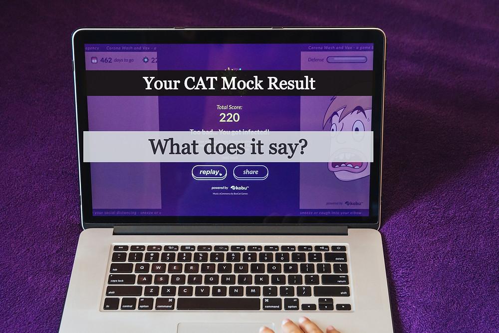 Mock CAT Result