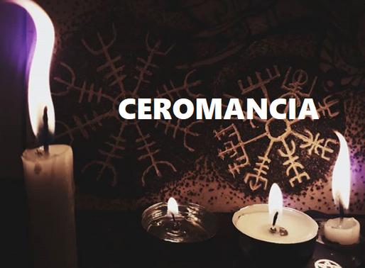 Ceromancia - Oraculo com velas 🕯️