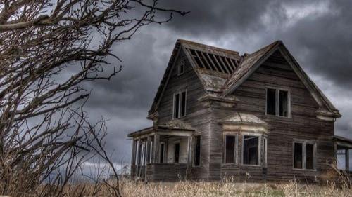 haunted house tune trucks