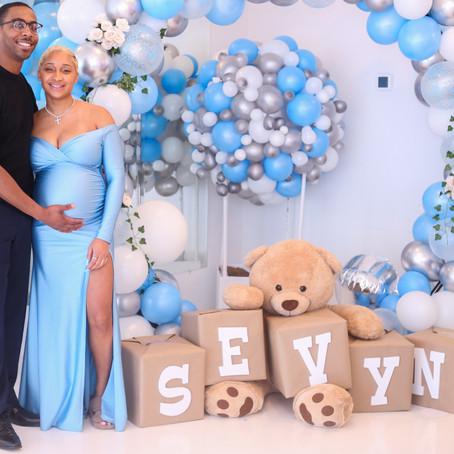 SEVYN'S SHOWER