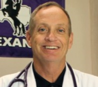 In open letter, Dr. Doggett urges officials to 'make us wear masks.'