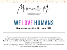 WE LOVE HUMANS #4