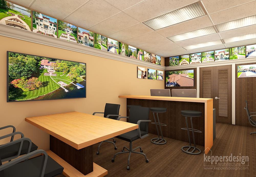 Design Concept for Keppers Design Office