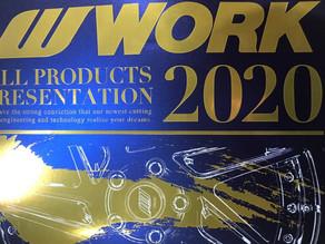 《WORK/ワーク》2020年新作ホイール紹介