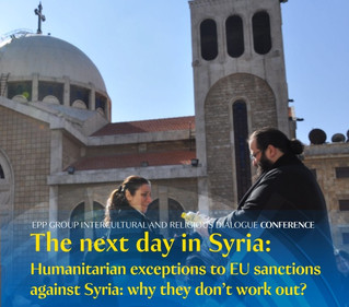 Follow up conference on the humanitarian situation in Syria