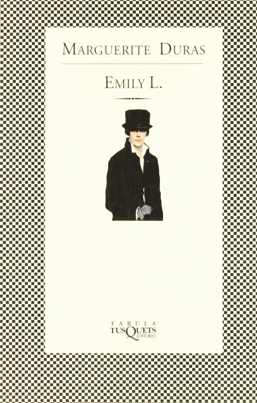 Emily L. by Marguerite Duras : the book slut book reviews