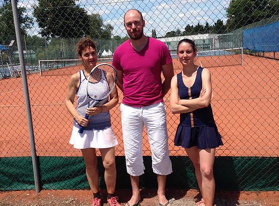 Victoire de Sylvie Plessis au tournoi interne !