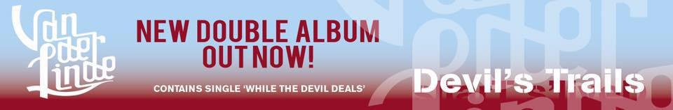 Devil's Trails nieuw album Vanderlinde