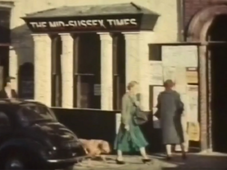 1959: The Mid Sussex Times captures and distributes the local news ...