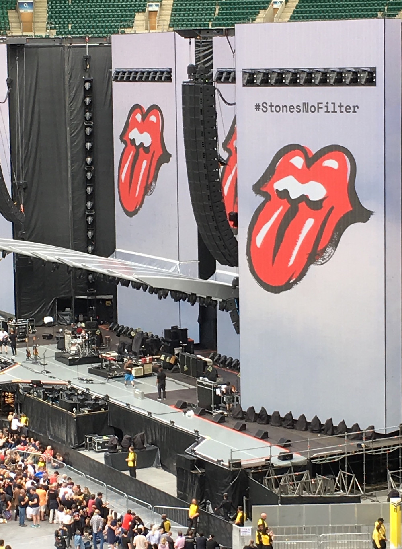 #StonesNoFilter