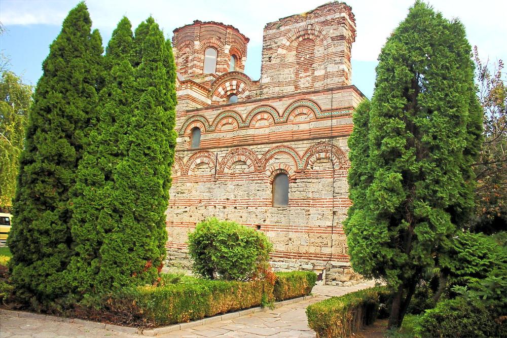 Nessebar Bulgarie église
