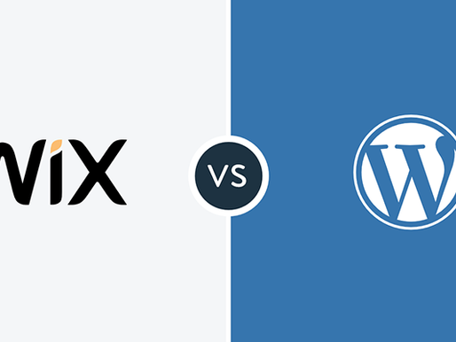 IN BRIEF: WIX OR WORDPRESS?