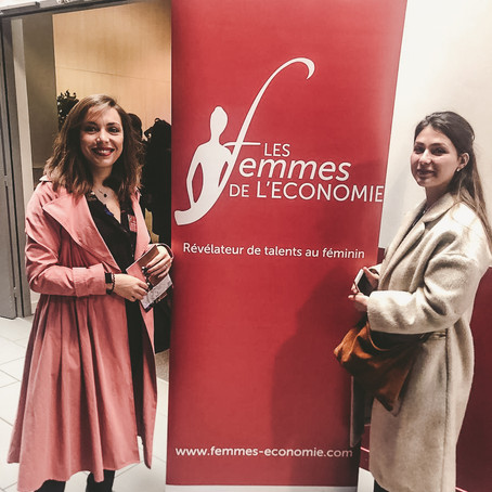 """Trophées """"Les Femmes de l'Économie"""""""