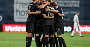 Benfica tem início de temporada '8 e 80'