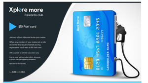 Learn about our 'Xplore more' rewards