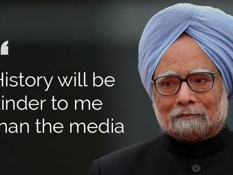1.  Manmohan Singh and Economics - Manmohanomics