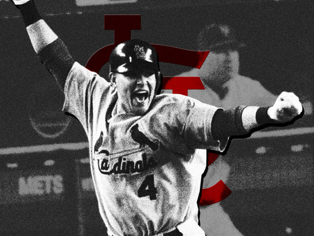 For The First Time: The birth of Yadier Molina's legend in St. Louis - by Dan Buffa