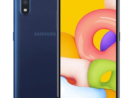Samsung Galaxy A01 Core With 3,000mAh Battery, 5-megapixel selfie camera Launched