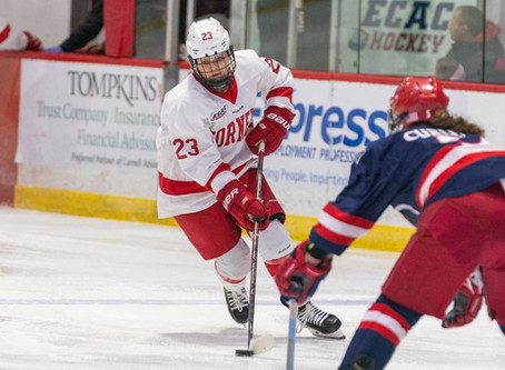 Important Cornell Women's Hockey Update