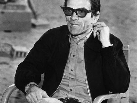 """Pasolini, senza scandali ricordato dagli """"amici"""", 1977"""