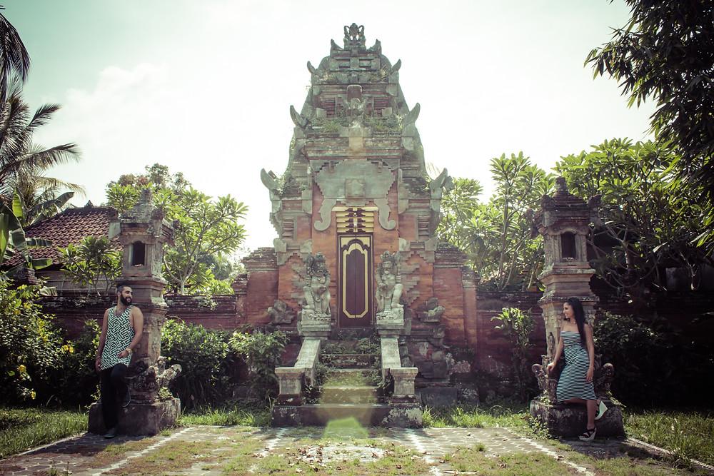 temple ubud bali indonesia