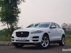 2019 Jaguar F-Pace 2.0 Review : Sport Sedan in SUV Clothing
