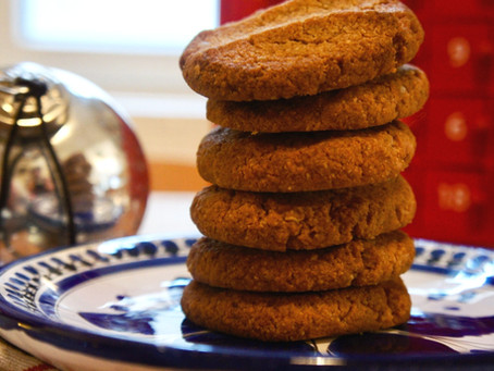 Spiced xmas cookies