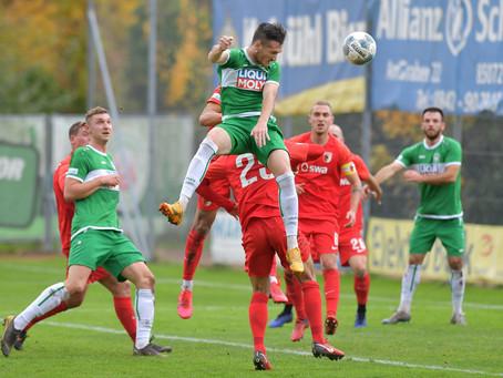 Geht doch! VfB - FCA II 2:1